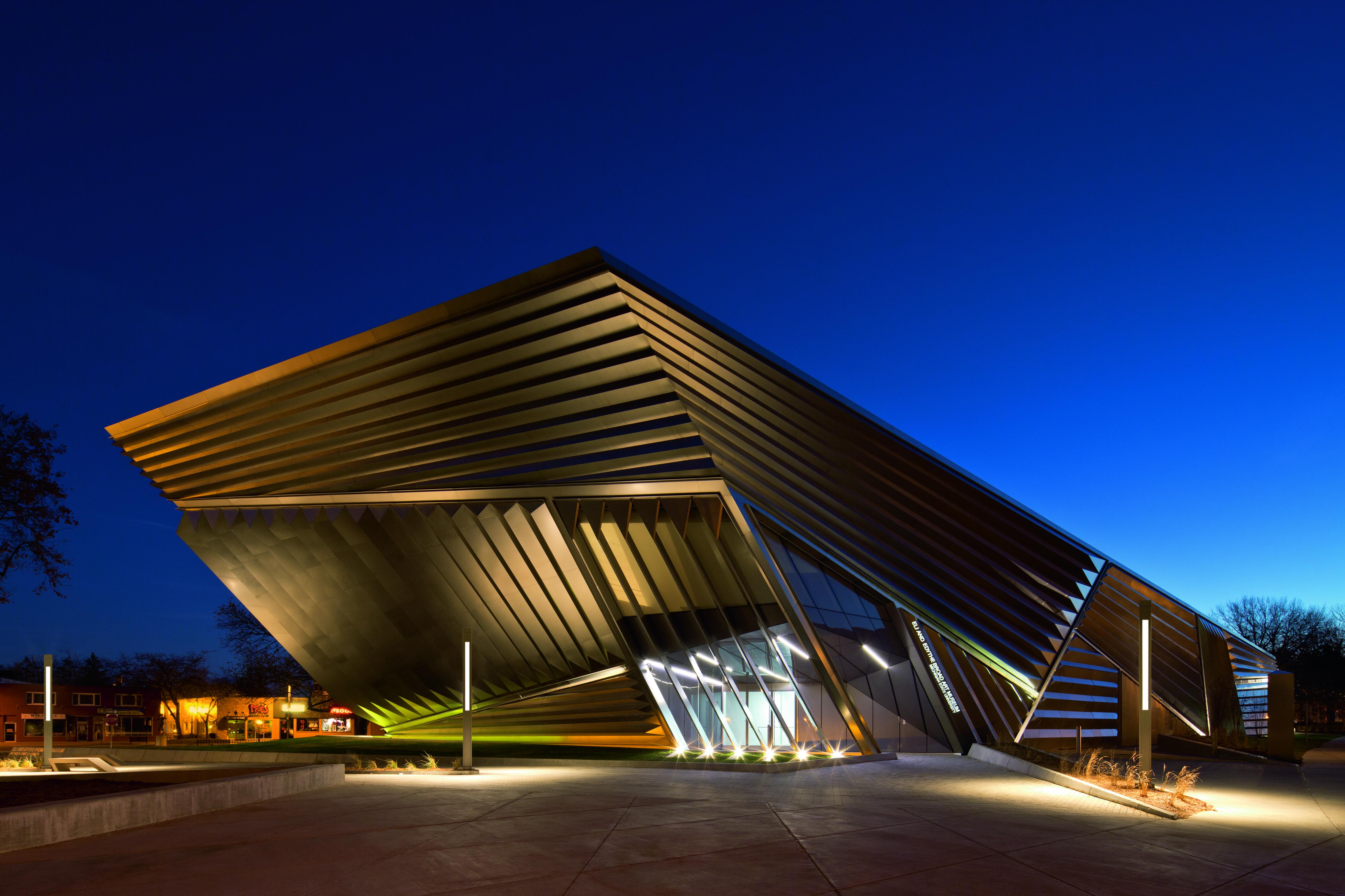 LTP400 Eli and Edythe Broad Art Museum. Michigan State University. East Lansing & WE-Inspire: Photography u2013 WE-EF LIGHTING USA azcodes.com